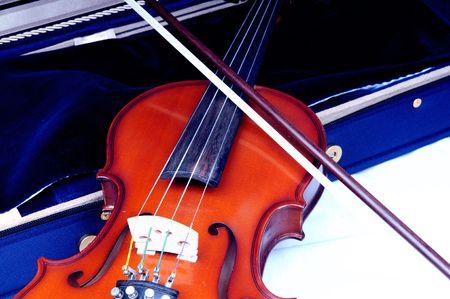 Violino  Archivio Fotografico - 3378575
