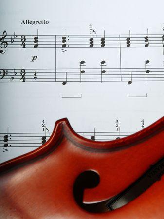 music score: music score