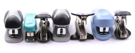 office stapler: stapler and remover