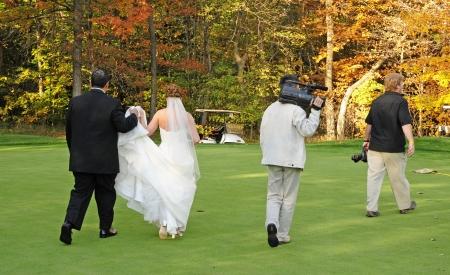 결혼식 날
