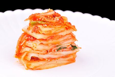 kimchi Standard-Bild