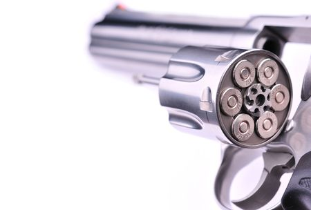loaded firearm