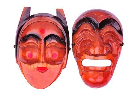 korean traditional mask