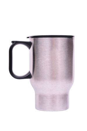 insulated drink container: taza de caf�