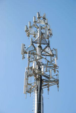 metal base: antenna