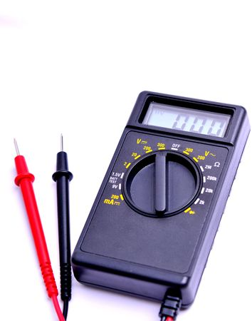 electronic tester Stock Photo - 4358878