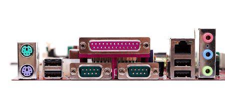 input output Stock Photo
