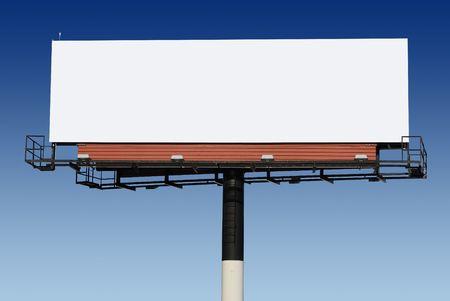 billboard Reklamní fotografie