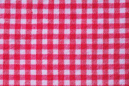 checker textile background Archivio Fotografico