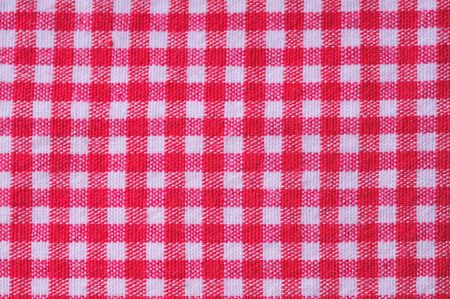 checker textile background Stock Photo