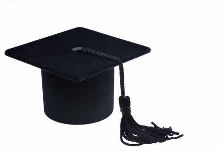 graduation hat Stock Photo - 4945686
