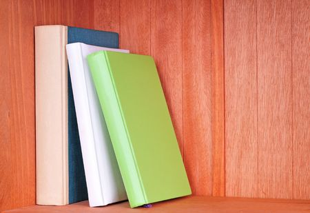book shelf Stock Photo - 4984192