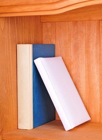 book shelf Stock Photo - 4984164