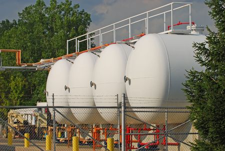 storage tanks photo