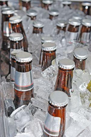 cold beer Reklamní fotografie