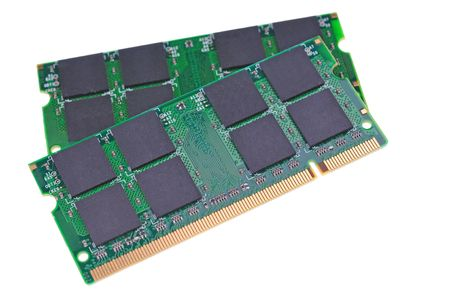 notebook computer memory Stock Photo - 5937168