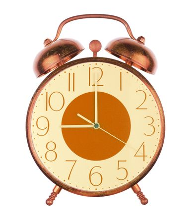 old alarm clock Stock Photo - 6170027