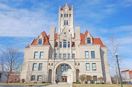 classic town hall building Reklamní fotografie