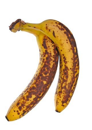 spotted bananas photo