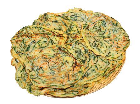 korean pancakes Stock Photo - 6938913