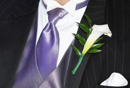 ceremonial suit photo