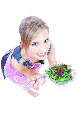healthy eating Stock Photo - 7460506