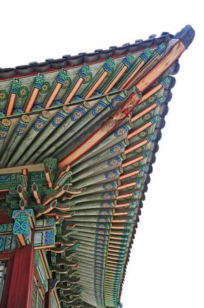 Corea techo de Palacio Viejo