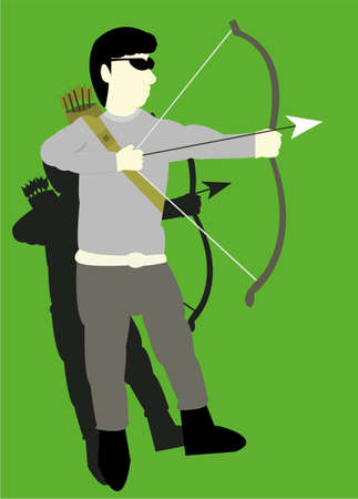 stocky: the archer