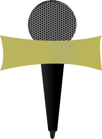 shaft: microphone