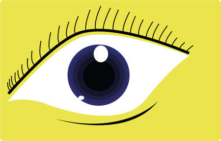 seem: the eye
