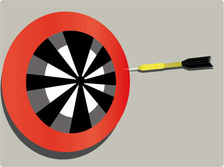 catapult: target and dart