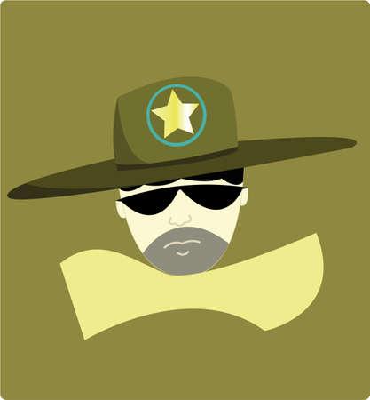 orifice: funny sheriff