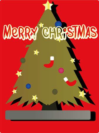 gree: Christmas tree