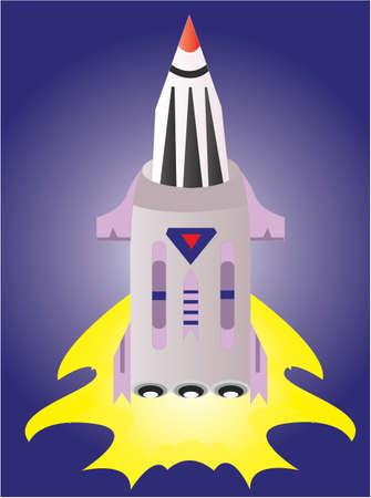 cuneiform: the big rocket