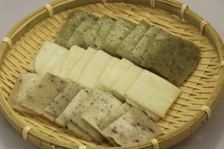 crackers: galletas de arroz