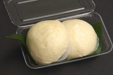 yeast: Yeast steamed buns Stock Photo