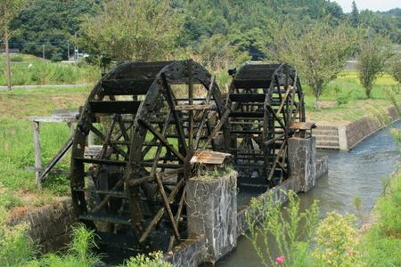 waterwheel: Duplicate waterwheel