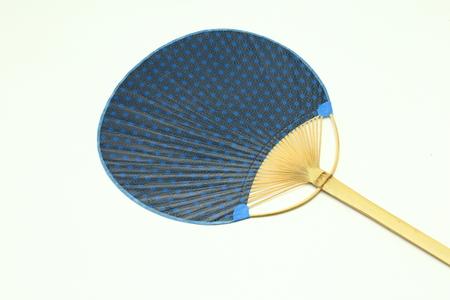 Japanese fan Uchiwa