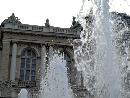 odessa: Fountain.