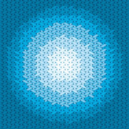 Volle maan of glanzende ster decoratie en sier-element voor wenskaart en winter seizoen ontwerp Stockfoto - 35370000