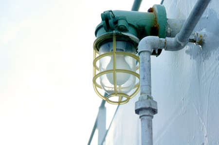 incandescence: Incandescence in the glass lantern, Waterproof lantern