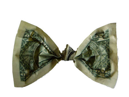 Dollar Bow Tie photo