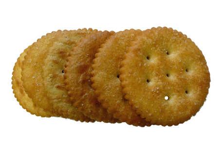 Isolated rround crackers