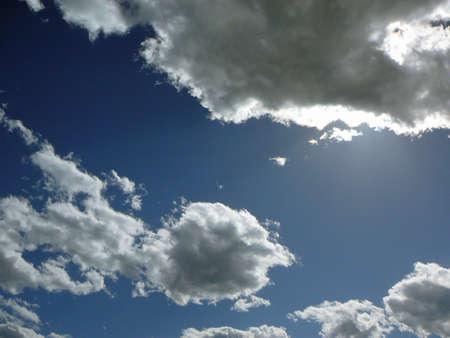 Dramatic Sky Banco de Imagens