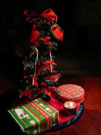Christmas Tree Zdjęcie Seryjne