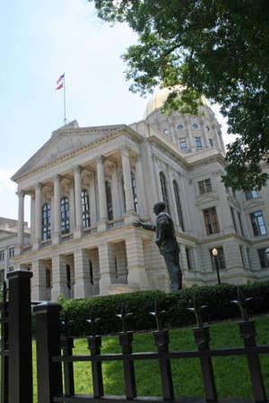 Geortia State Capitol  Building