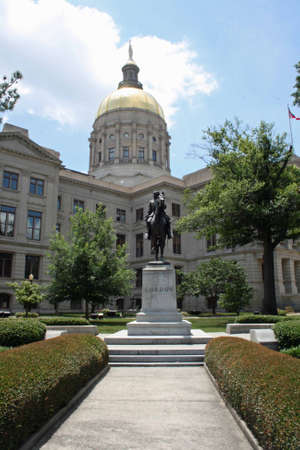 Geortia State Capitol  Building photo