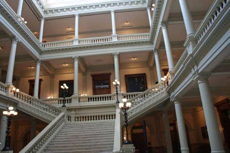 Geortia State Capitol Interior Publikacyjne