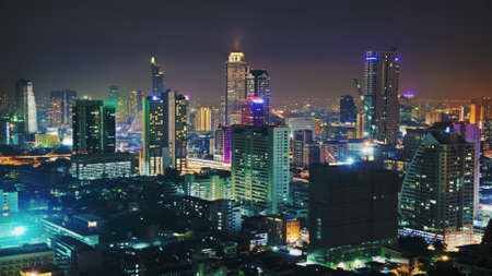 thailand: Night city