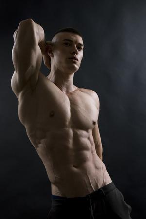 Sexy man background